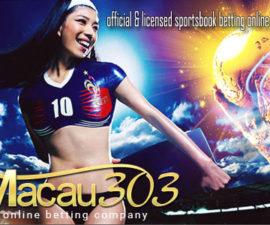 Agen Judi Bola Online Terpercaya - Macau303.asia