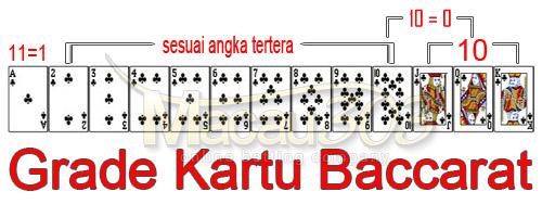 grade atau nilai kartu baccarat - panduan cara main baccarat judi live casino online - macau303.site