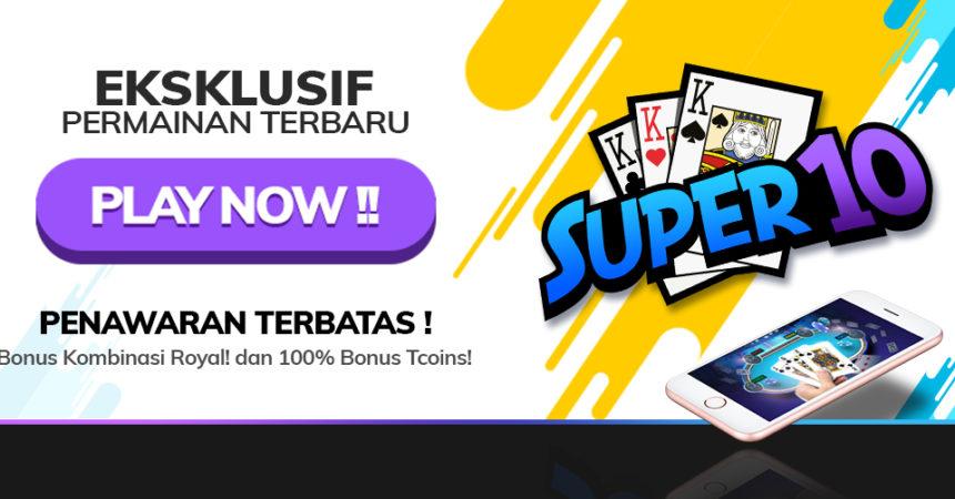Agen Judi Samgong Super10 Indonesia