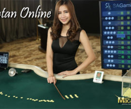 Agen Judi Casino Live Fantan Online Terpercaya - Macau303.id