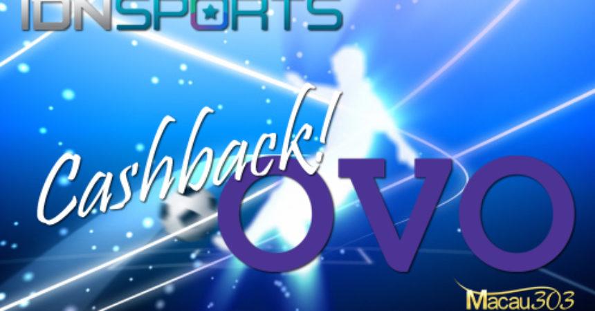 Bonus Cashback OVO Situs Agen Judi Online - Macau303.id